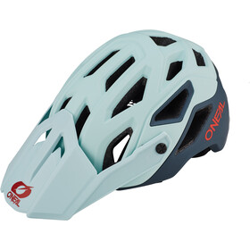 O'Neal Pike 2.0 Fietshelm Solid, blue/red